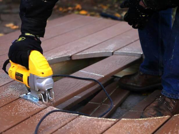deck builder toronto