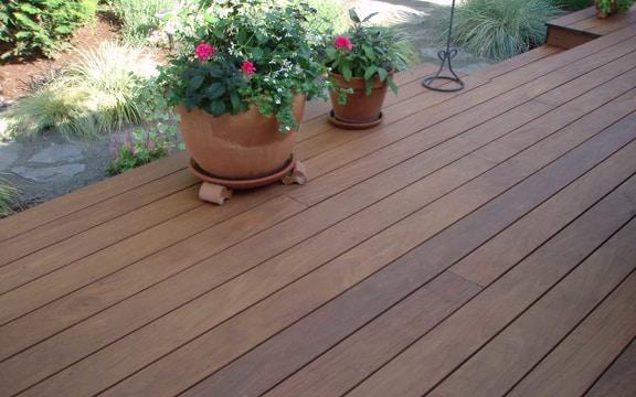 ipe wood deck builder toronto